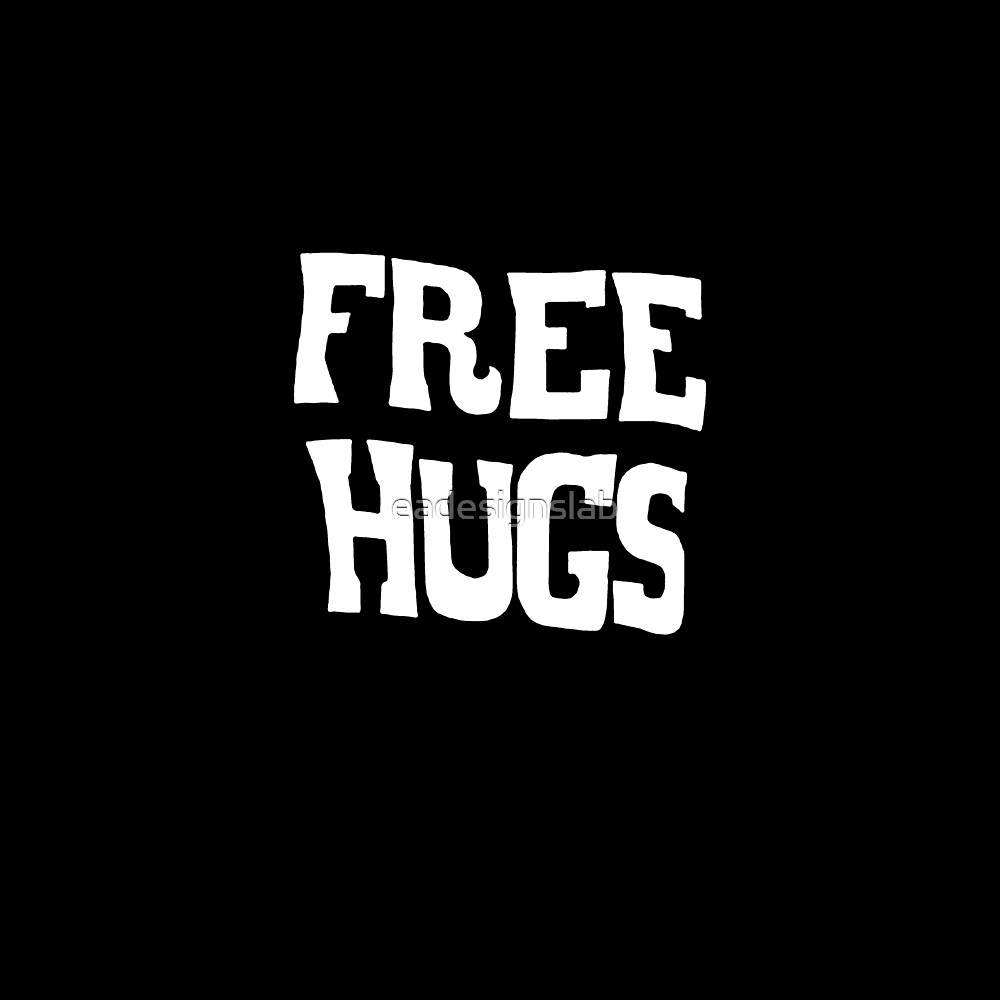 FREE HUGS by eadesignslab