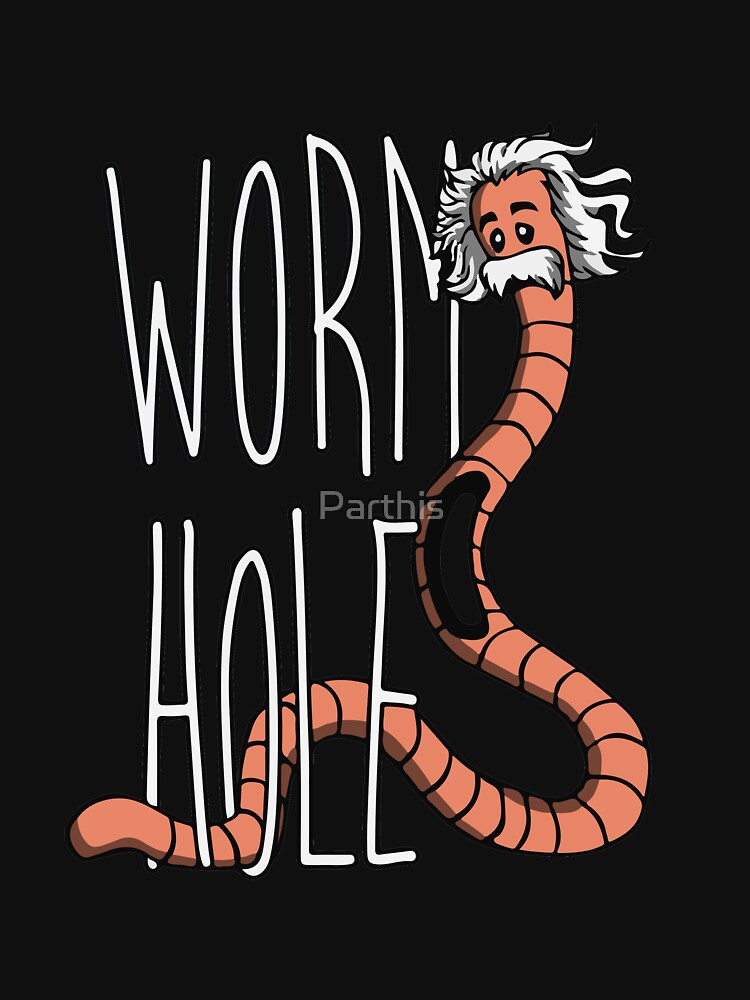 WORM HOLE by Parthis