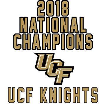 2018 ucf champion by flara123