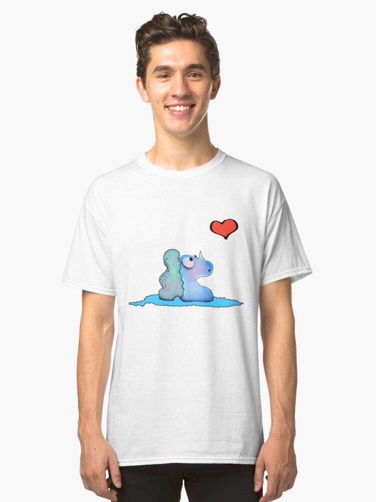 A Little Love Classic T-Shirt Front