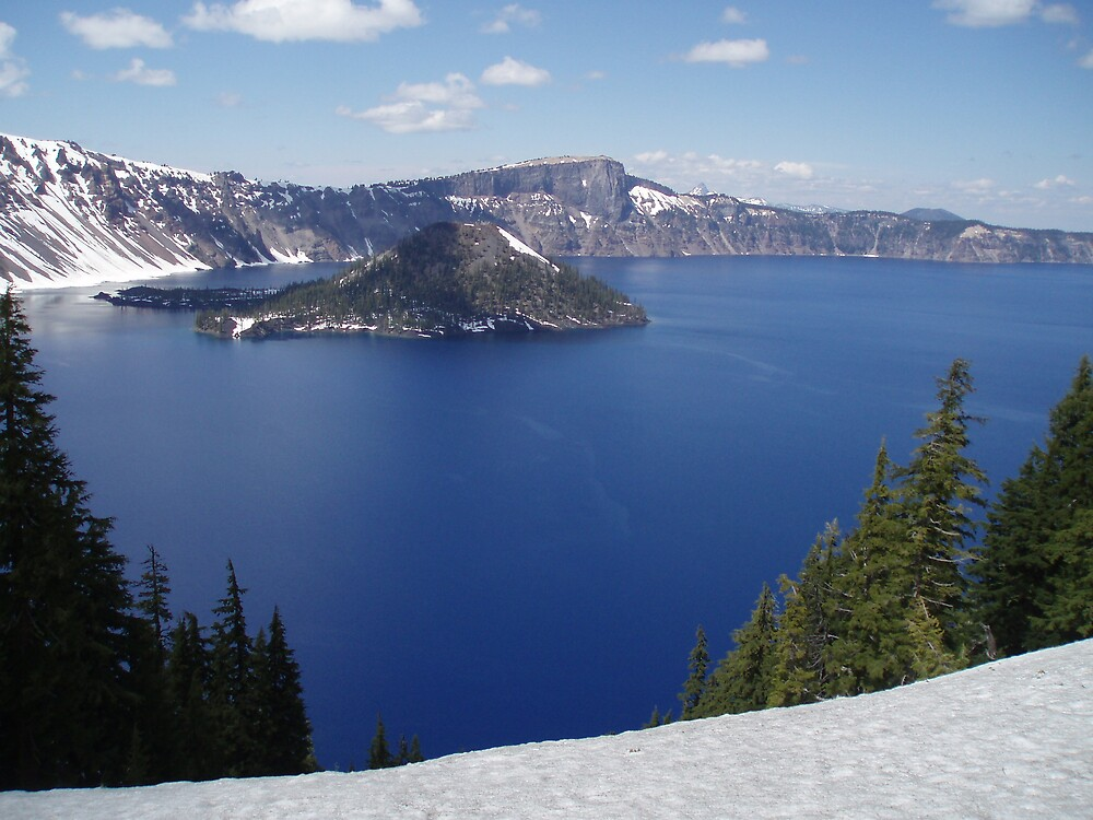 Crater Lake 6 by CherylAdams