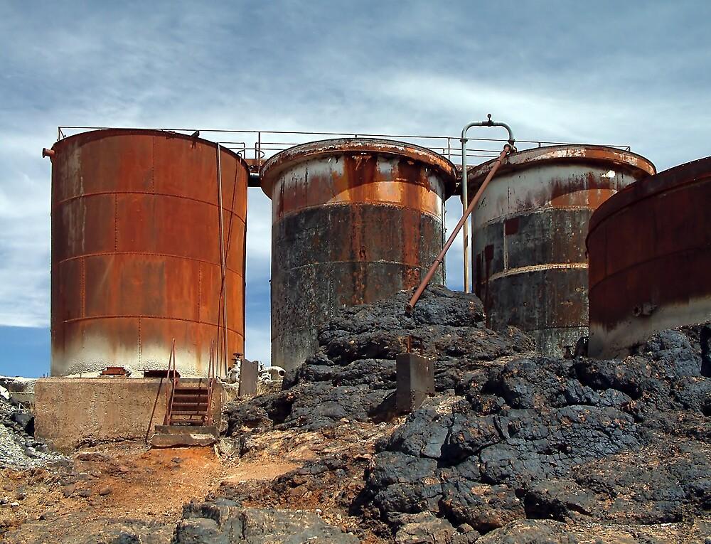 Tanks by Rod Wilkinson