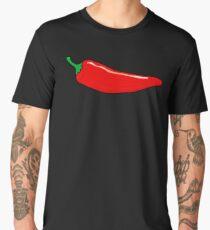 Red Chilli Pepper Men's Premium T-Shirt