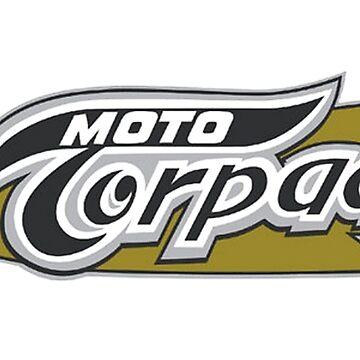 VINTAGE MOTO TORPADO SHIRT by cseely