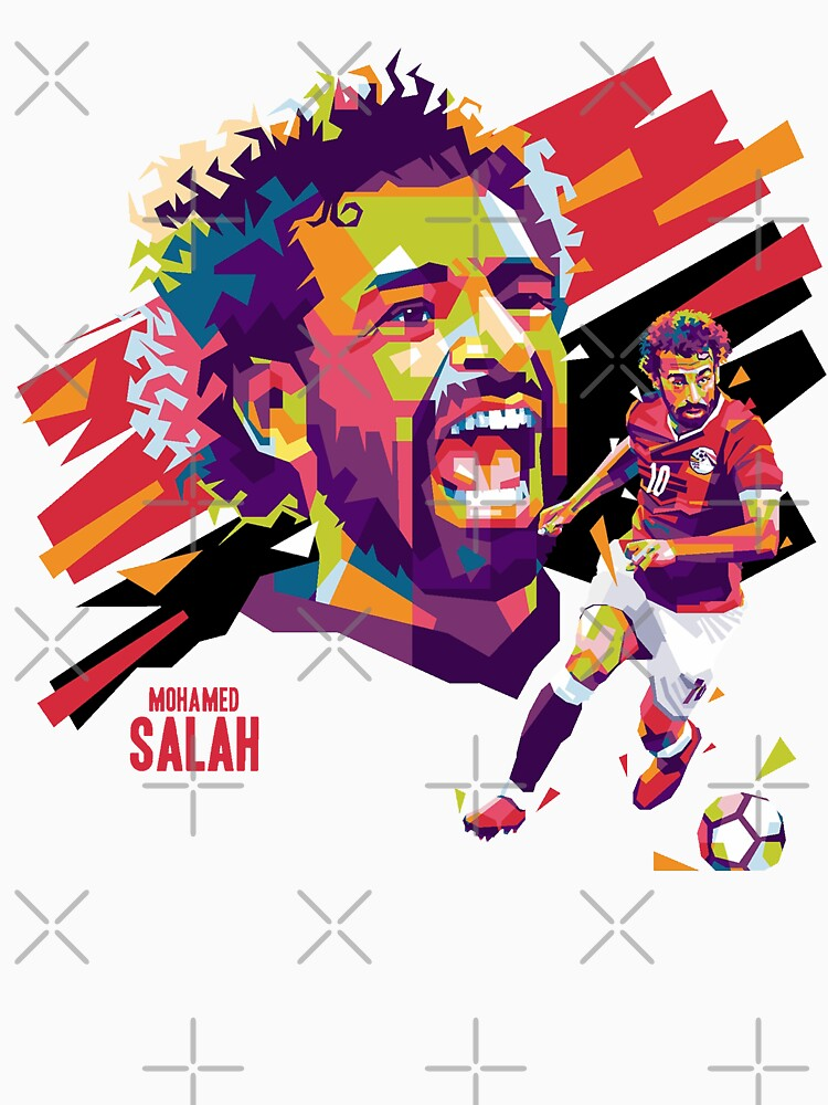 MOHAMED SALAH  by jamvan201