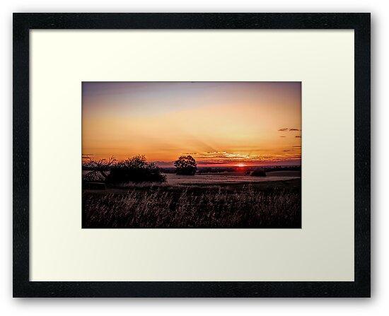 Sunset by JPPhotographix