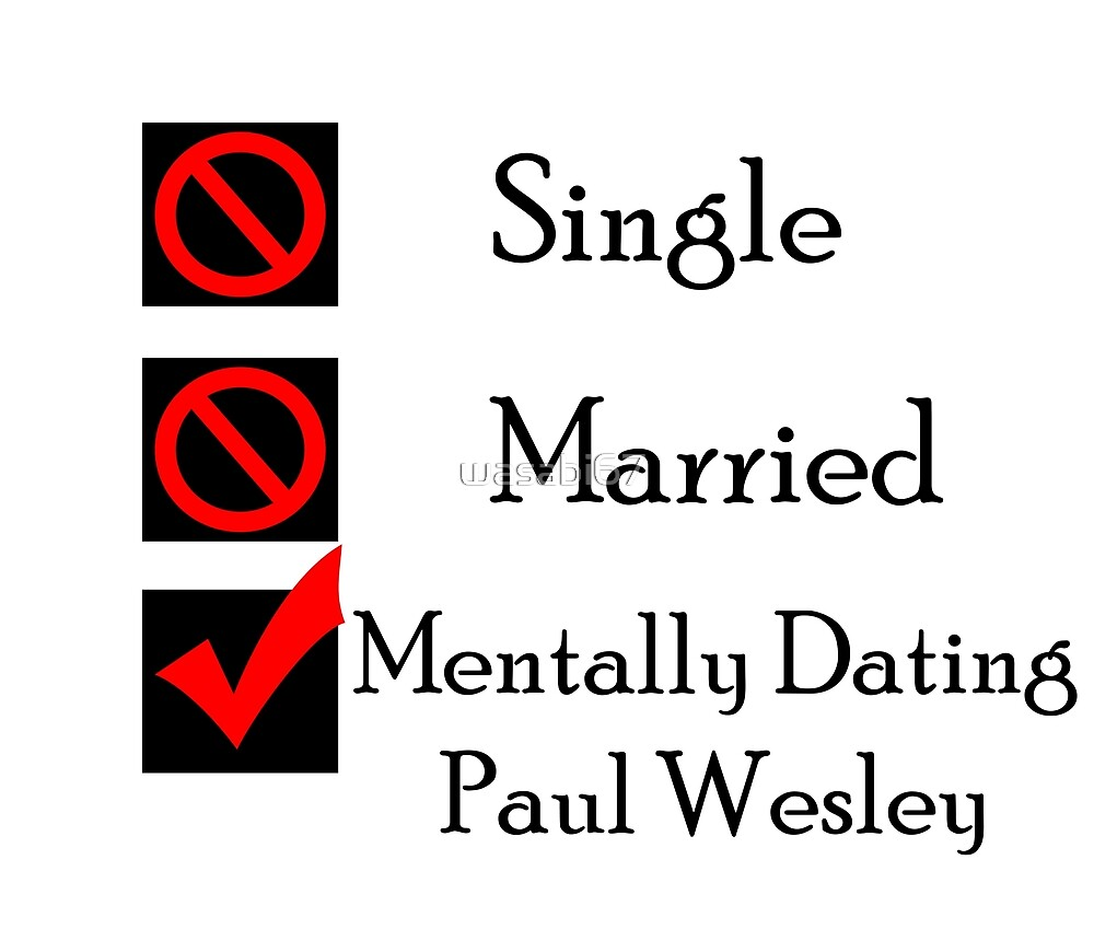 Mentally Dating Paul Wesley by wasabi67