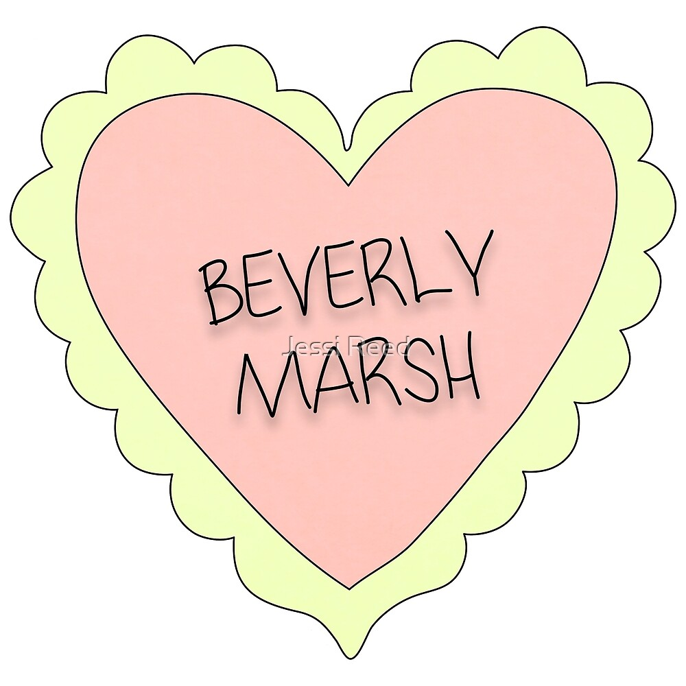 Beverly Marsh by dgjessi13