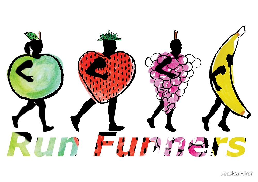 Run Funners by Jessica Hirst