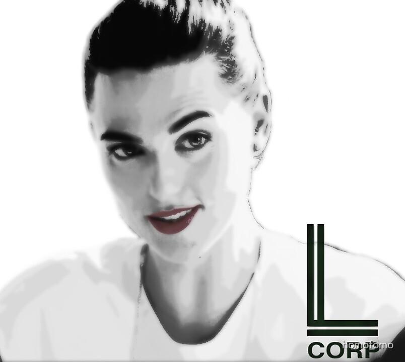 Lena L-Corp Luthor by homofomo