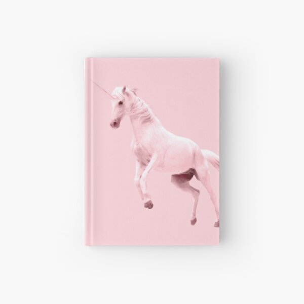 Pink Unicorn by Alice Monber Hardcover Journal