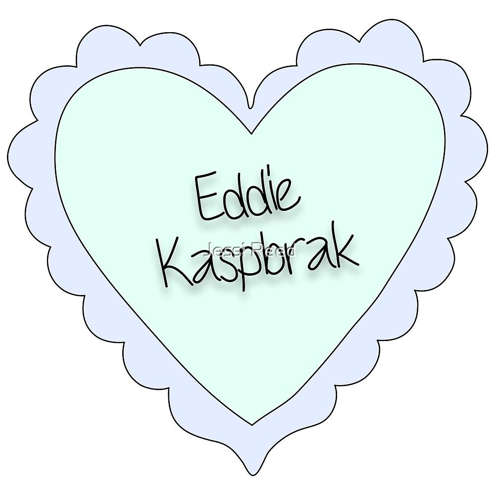 Eddie Kaspbrak by dgjessi13