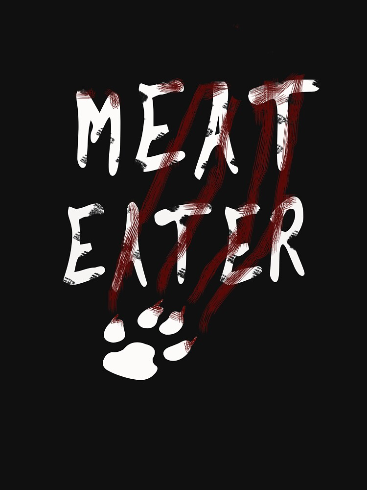 Meat Eater by jhussar