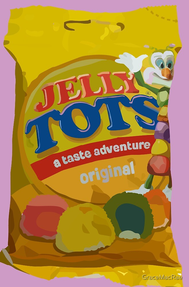 Jelly Tots by GraceMacRae
