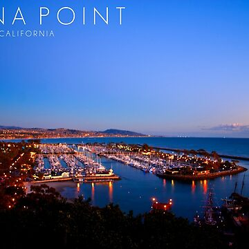 Dana Point Harbor View by Kgphotographics