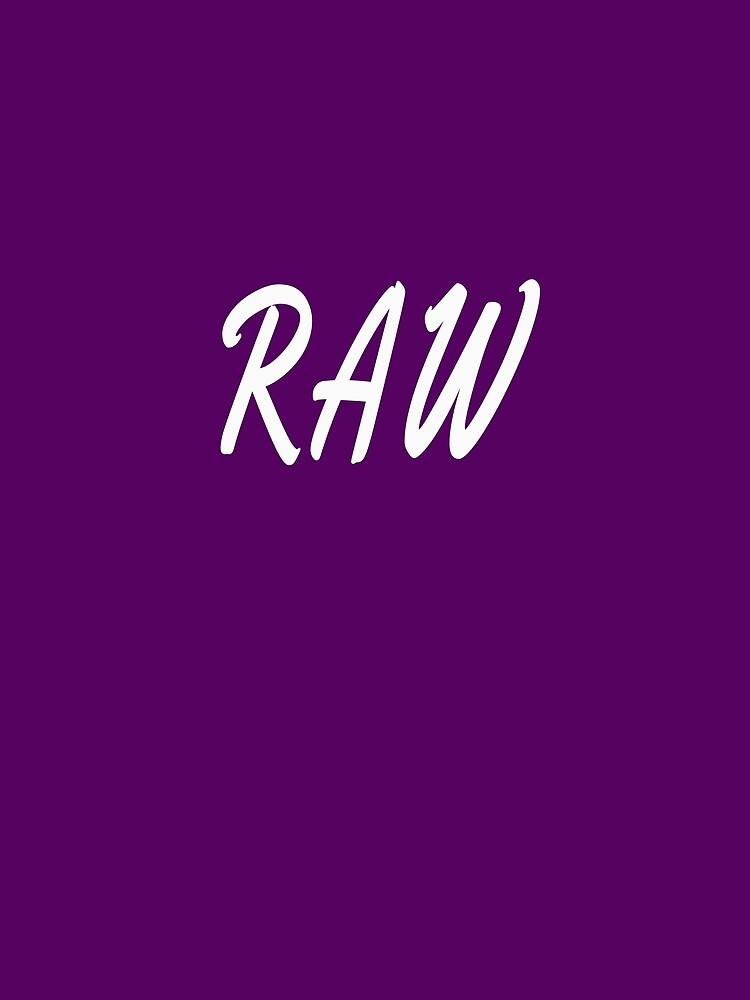 Raw by jhussar
