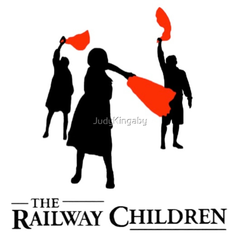 The Railway Children  by JudyKingaby