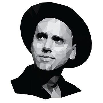 Martin Gore - Depeche Mode by StewartMair