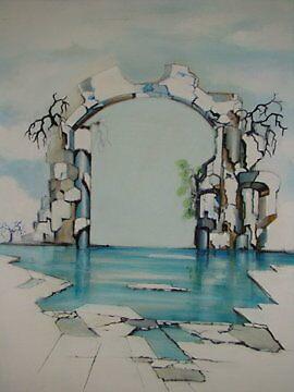 heavens gate by hangula