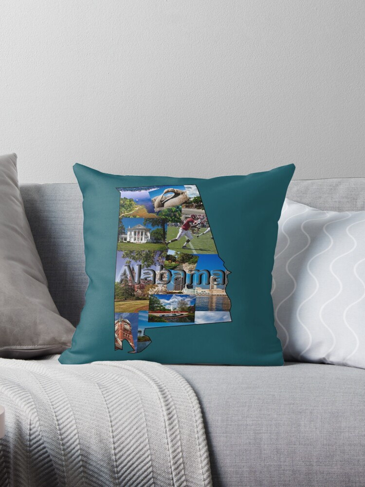 Alabama Country Icons by Vienna15