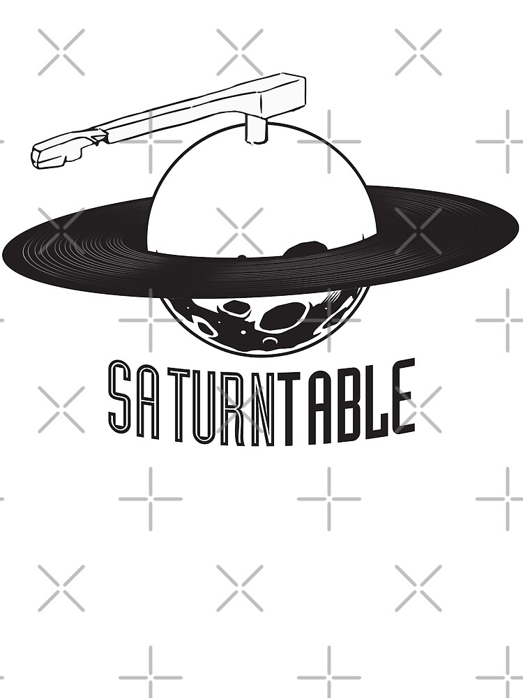Saturntable by BeArts