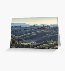 Jeruzalem, Slovenia Greeting Card