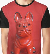 Yes, Red, Why Not? Graphic T-Shirt