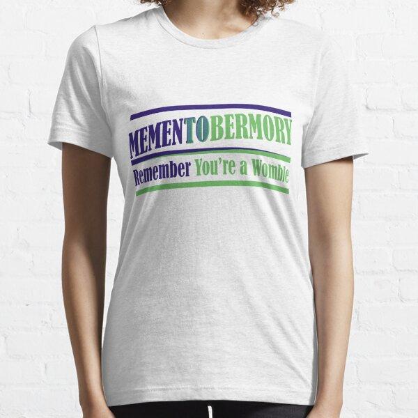 Mementobermory Essential T-Shirt