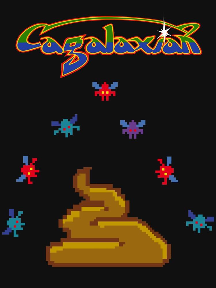 Cagalaxian - Arcade Jokes by NuBus