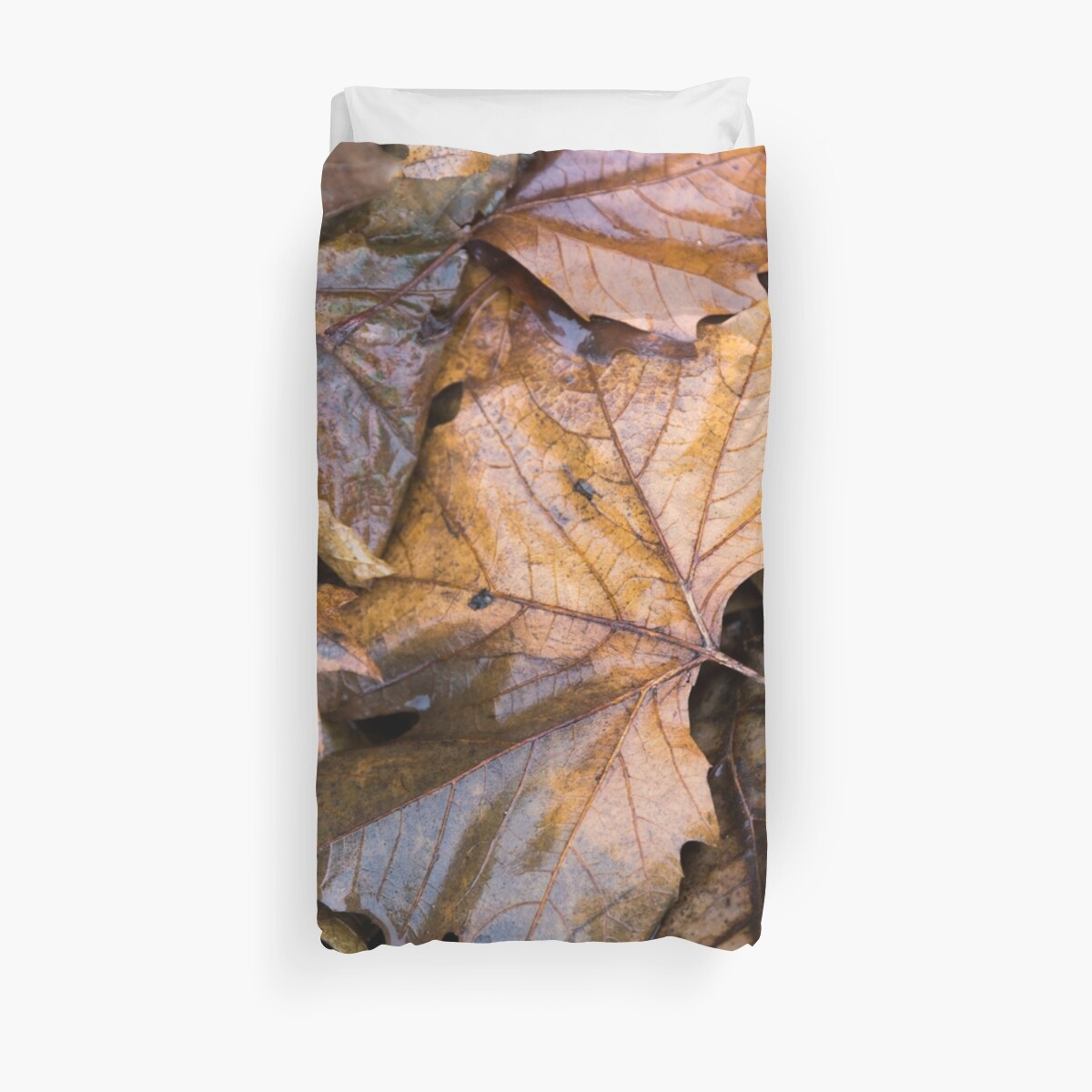 Autumn Leaves a Bunch - Alternative by textural