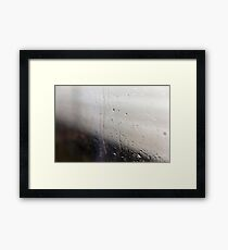 Water as Life Framed Print
