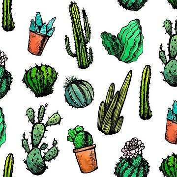 Mexican Cactus by 1123233212