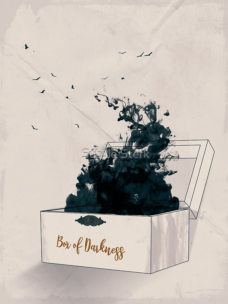Box of Darkness by Sybille Sterk