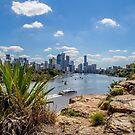 Brisbane by Keith G. Hawley