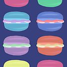 Macarons by Emily J Townsend