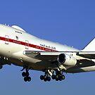 United Arab Emirates 747SP by ScottH711