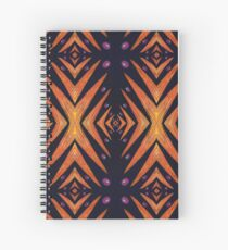 Indian rug Spiral Notebook