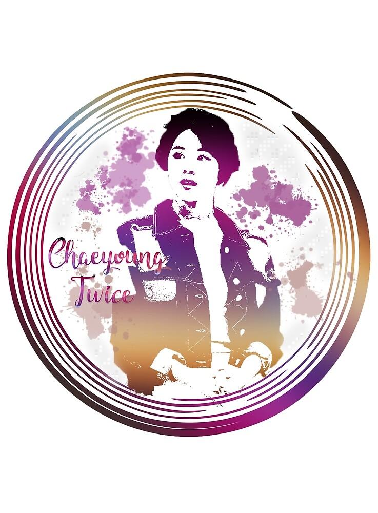Chaeyong Twice by Hamki
