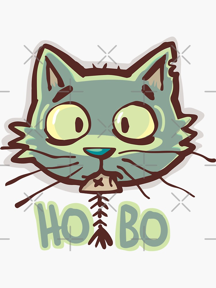 Hobo cat by duxpavlic