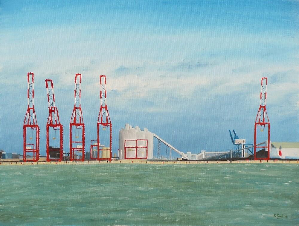 Liverpool by Richard Paul