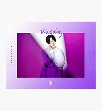 kwon hyun bin - jbj true colors Photographic Print