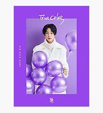 jbj true colors - hyunbin Photographic Print