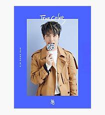 Kim Dong Han - JBJ True Colors Photographic Print