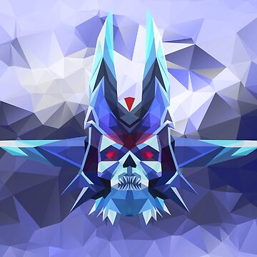 Lich Low Poly Art by giftmones