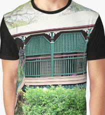 Inner city suburban house - Brisbane Graphic T-Shirt