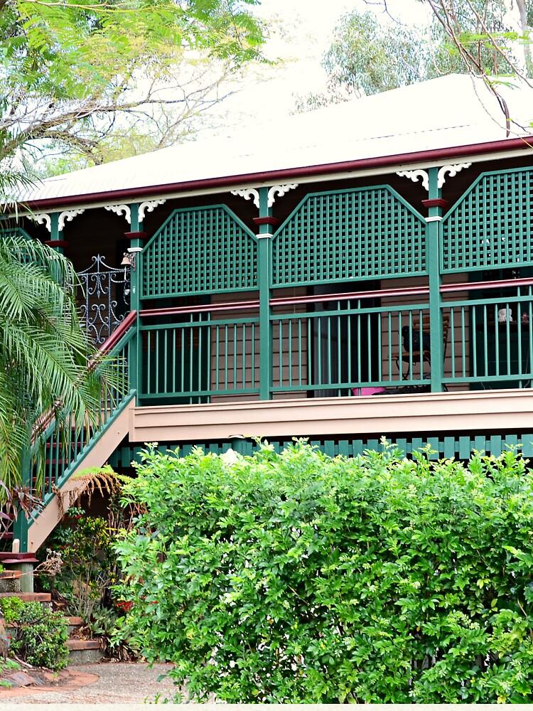 Inner city suburban house - Brisbane by kllebou