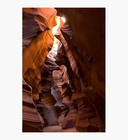 Upper Antelope Slot Photographic Print