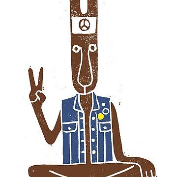 Hare Peace by wonder-webb