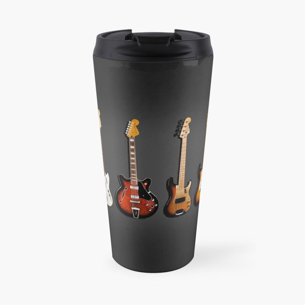 The Classic Guitar Collection Travel Mug