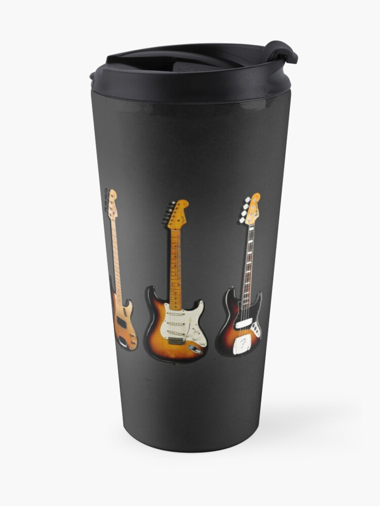 Alternate view of The Classic Guitar Collection Travel Mug